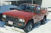 NISSAN PICK-UP (D21) 86- ...............